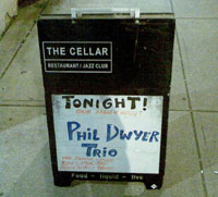 Phil Dwyer Trio